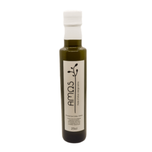 Amos Huile d'olive vierge extra 25cl– Non filtrée