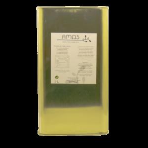 Bidon de 3 litres d'huile d'olive vierge extra