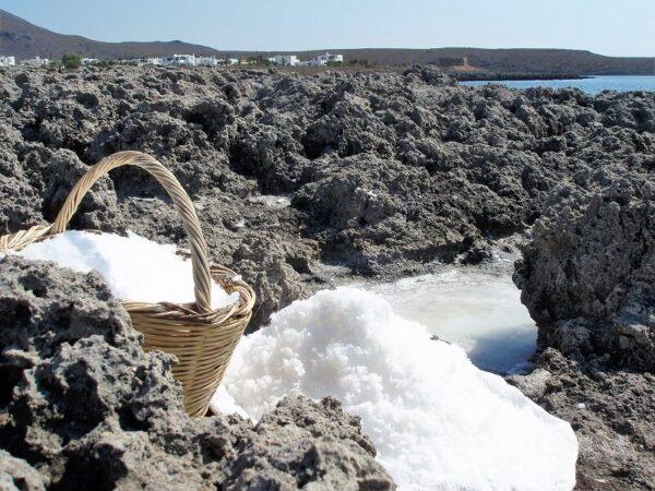 Fleur de sel de Crète